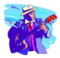 Cómo comprar una guitarra de Blues