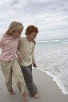 Información para niños sobre las mareas del océano