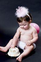 Ideas de regalos para el primer cumpleaños de una niña