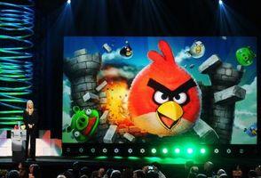 """Cómo introducir un código para """"Angry Birds: Rio"""""""
