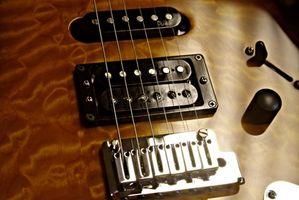 Instrucciones sobre cómo construir tu propia guitarra eléctrica