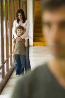 Cómo superar una ruptura con los niños