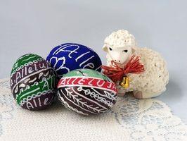 Arte de Pascua actividades para los niños