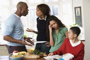Ayuda para adolescentes con problemas de padres