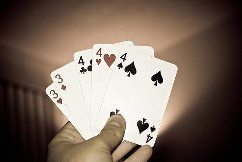 Reglas en el juego de cartas Rummy de Kentucky