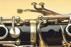 Cómo saber si tu clarinete es níquel o plata