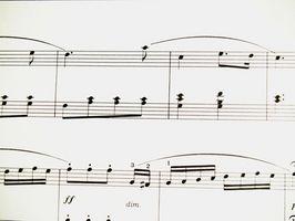 Como leer notas de la música más rápido