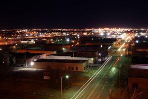 Clubes nocturnos en la ciudad de Oklahoma