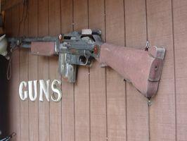 Cómo importar armas y piezas de la pistola