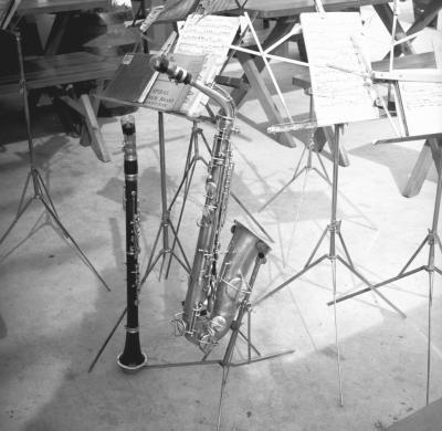 ¿Cómo hacer instrumentos de viento producen sonido?
