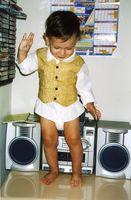 Ideas para clases de baile para niños pequeños