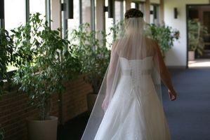 Instrucciones hacer los velos de la boda