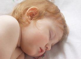 Lactante y niño dormir dificultades