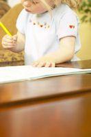 Buenas formas de enseñar a los estudiantes de Pre-K para escribir el alfabeto