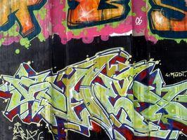 Cómo dibujar el abecedario de Graffiti Wildstyle