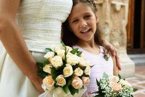 Responsabilidades para una niña de las flores