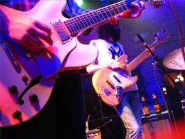 Historia de la guitarra de Crestline