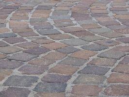Piedra caliza DIY