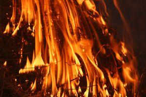 Como pintar fuego en acuarelas