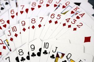 Cómo contar cartas en puente