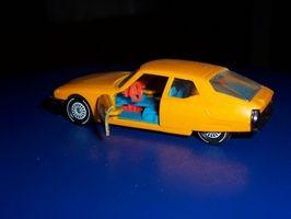 Cómo hacer coches eléctricos del juguete pequeño y fácil