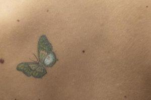 Los mejores colores de tinta del tatuaje