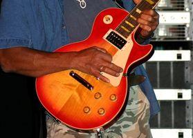 Especificaciones de la Gibson Les Paul Standard del 1993