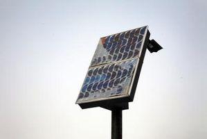 Experimentos de células solares