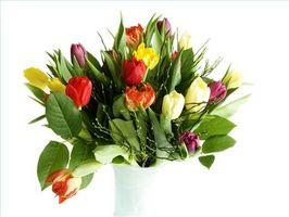 Cómo escribir una tarjeta de agradecimiento para las flores