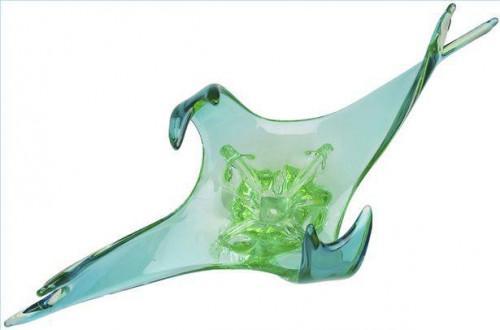 Cómo hacer arte en vidrio Fusing