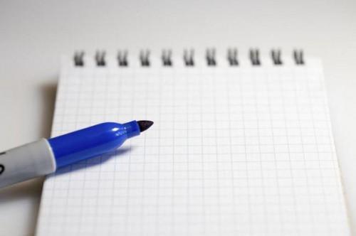 Técnicas de dibujo Sharpie