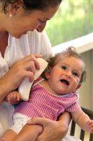 Cómo tomar la temperatura de un bebé