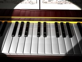 Piano digital y teclado electrónico