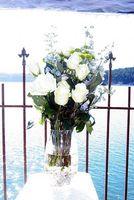 Cómo ahorrar dinero en las flores frescas para tu boda