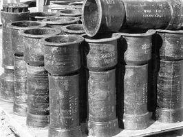 Histórico de hierro fundido herramientas