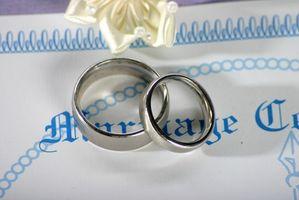 Cómo solicitar una licencia de matrimonio en Mobile, Alabama