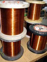 Las propiedades del alambre de cobre esmaltado