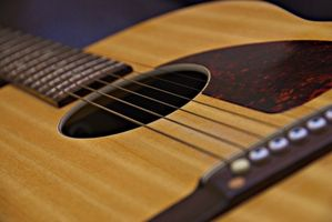 Cómo hacer una guitarra para la clase de Ciencias