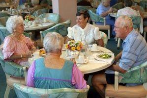 Las ventajas de los ancianos viven en hogares de vieja gente
