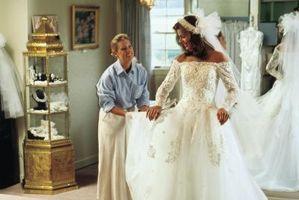 ¿Lo que determina la plenitud de un vestido de novia?