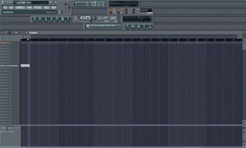Como hacer un Beat en Fruity Loops