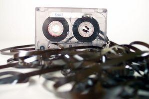 Cómo convertir Cassettes a formato MP3