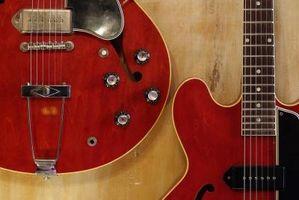 Cómo obtener mi guitarra Vintage Gibson valorado