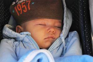 Consejos para dormir de bebé recién nacido