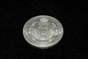 Certificado monedas y monedas