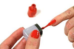 Cómo pintar las uñas durante el embarazo