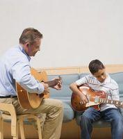 Consejos para enseñar guitarra