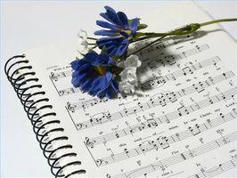 Como leer notas musicales vocales