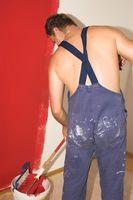 Cómo pintar las paredes del sótano vertida