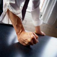 Síntomas físicos de víctimas de la violencia de lugar de trabajo